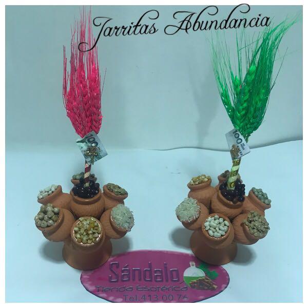 JARRITAS DE LA ABUNDANCIA